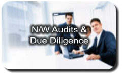N/W Audits & Due Diligence